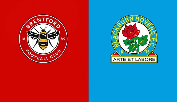 Brentford - Blackburn am 22.02.