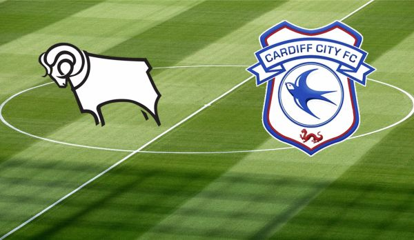Derby County - Cardiff am 18.03.