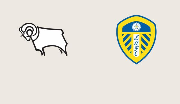 Derby County - Leeds am 11.08.