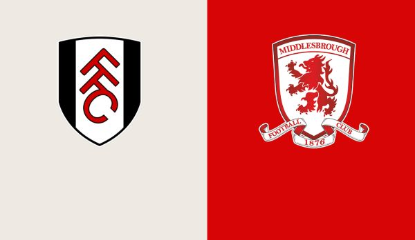 Fulham - Middlesbrough am 17.01.