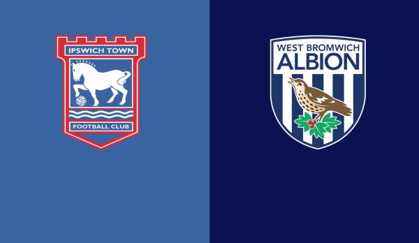 Ipswich - West Bromwich am 23.11.