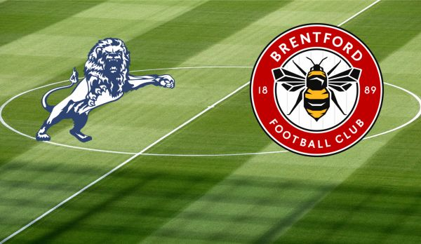 Millwall - Brentford am 10.03.