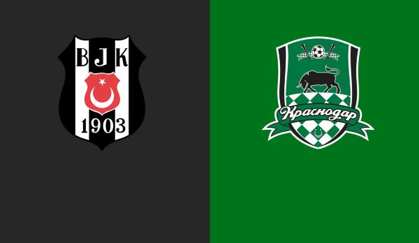 Besiktas - Krasnodar am 20.07.