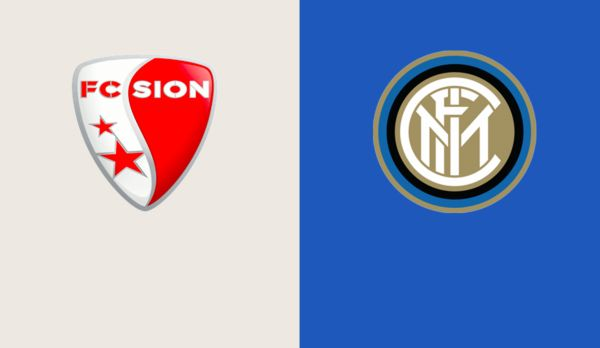 Sion - Inter Mailand am 18.07.