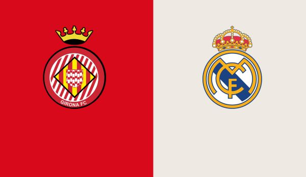 Girona - Real Madrid am 31.01.