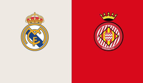 Real Madrid - Girona am 24.01.