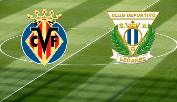 Villarreal - Leganes am 10.01.