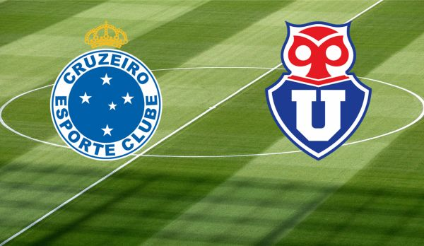 Cruzeiro - Univ Chile am 27.04.