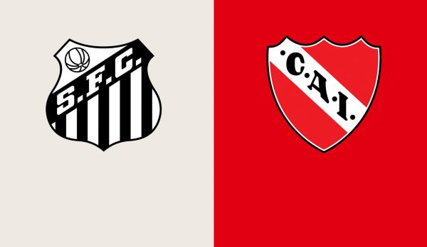 Santos - Independiente am 29.08.