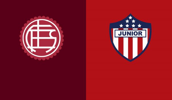 Lanus - Junior am 18.07.