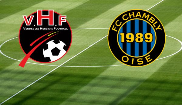 Les Herbiers - Chambly am 17.04.