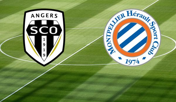 Angers - Montpellier am 10.01.