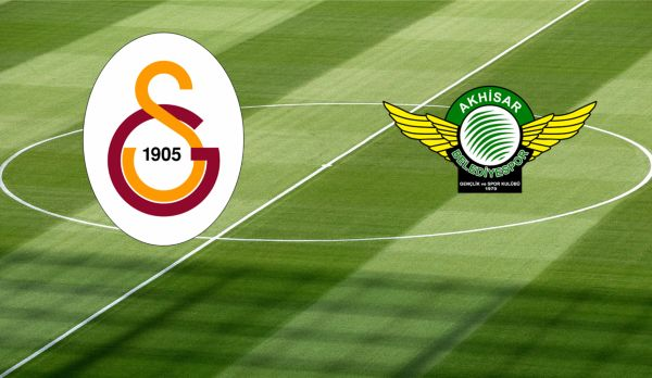 Galatasaray - Akhisarspor am 18.04.