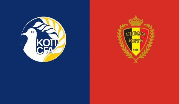 Belgien Zypern