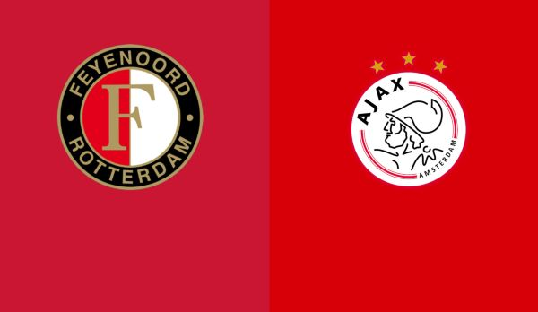 Feyenoord - Ajax am 09.05.