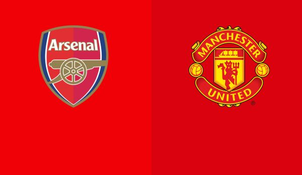Arsenal - Man United am 25.01.