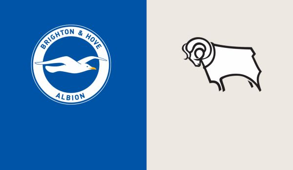 Brighton - Derby County am 16.02.