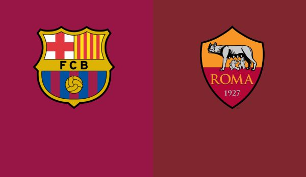 FC Barcelona - AS Rom am 01.08.