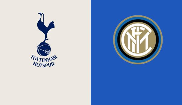 Tottenham - Inter Mailand am 04.08.