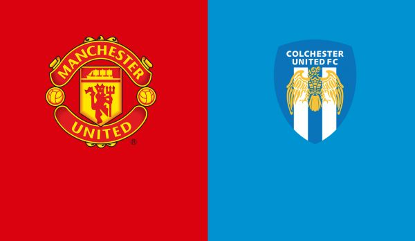 Man United - Colchester am 18.12.