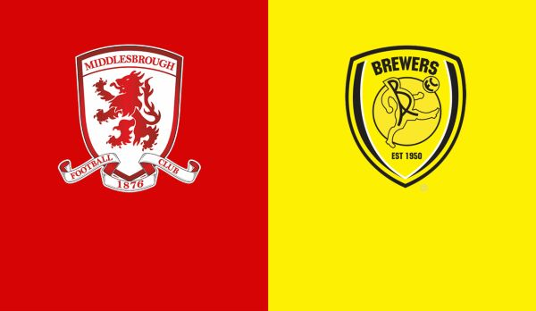 Middlesbrough - Burton Albion am 18.12.