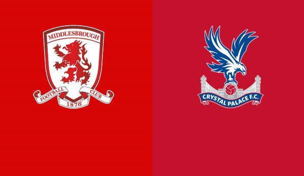 Middlesbrough - Crystal Palace am 31.10.
