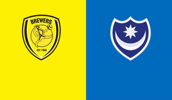 Burton Albion - Portsmouth am 19.04.