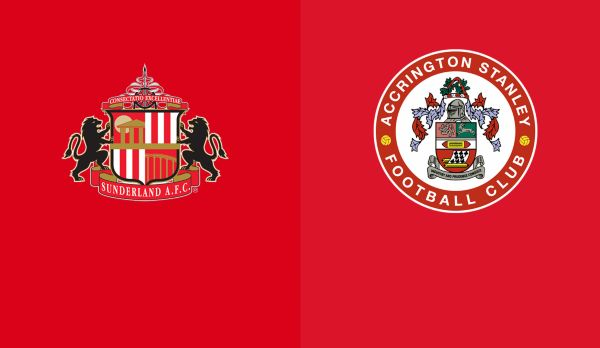 Sunderland - Accrington am 15.02.