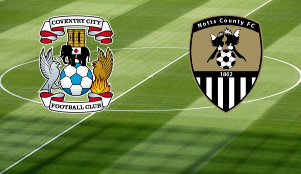 Coventry - Notts County am 12.05.