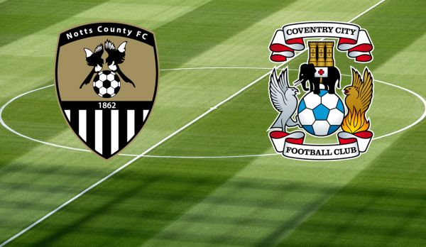 Notts County - Coventry am 18.05.