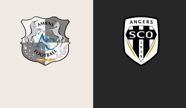 Amiens - Angers am 08.01.
