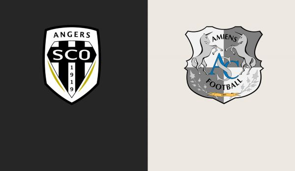 Angers - Amiens am 16.03.