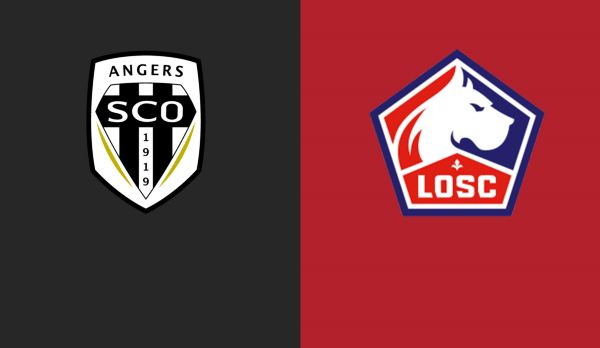 Angers - Lille am 01.09.