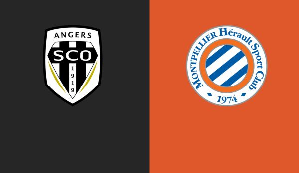 Angers - Montpellier am 10.11.