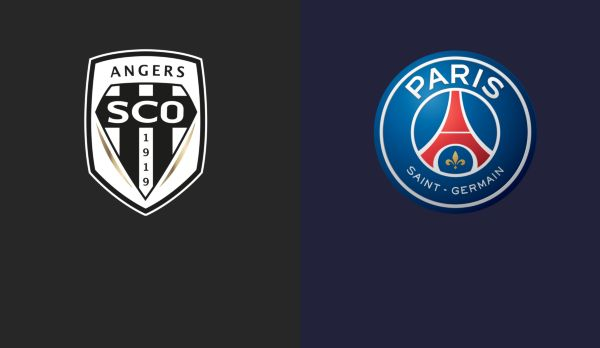 Angers - PSG am 11.05.