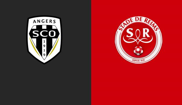 Angers - Reims am 28.04.