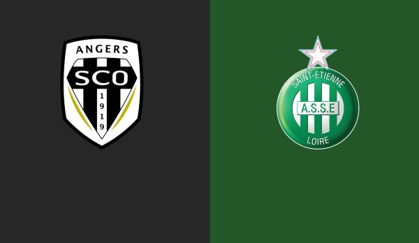 Angers - St. Etienne am 17.02.