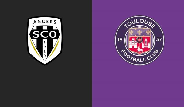 Angers - Toulouse am 22.09.