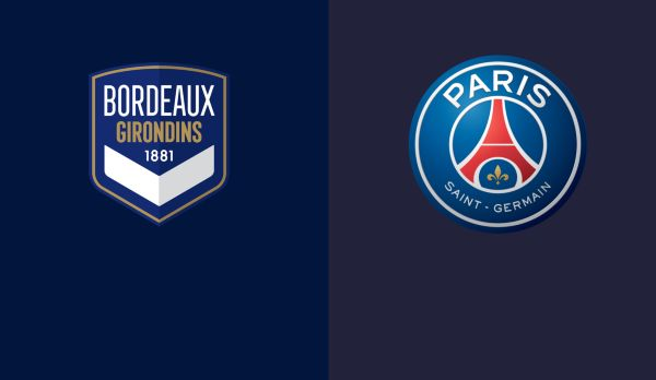 Bordeaux - PSG am 22.04.