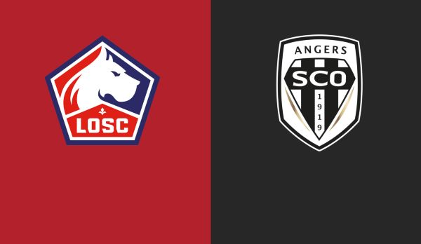 Lille - Angers am 24.02.
