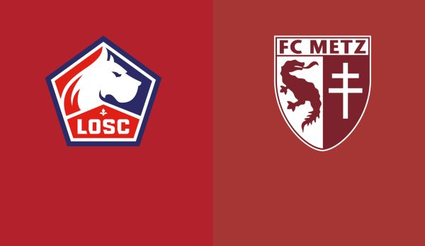 Lille - Metz am 28.04.