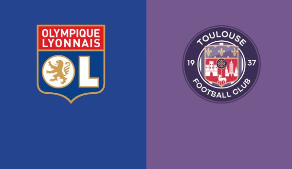 Lyon - Toulouse am 01.04.