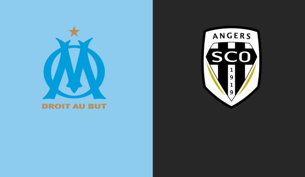 Marseille - Angers am 30.03.