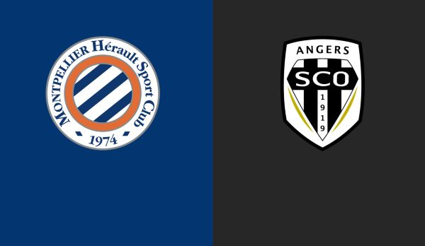 Montpellier - Angers am 03.02.