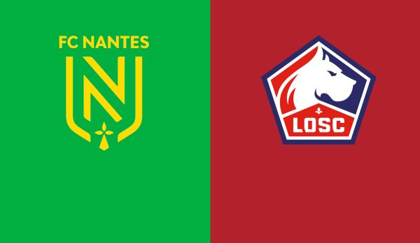 Nantes - Lille am 11.02.