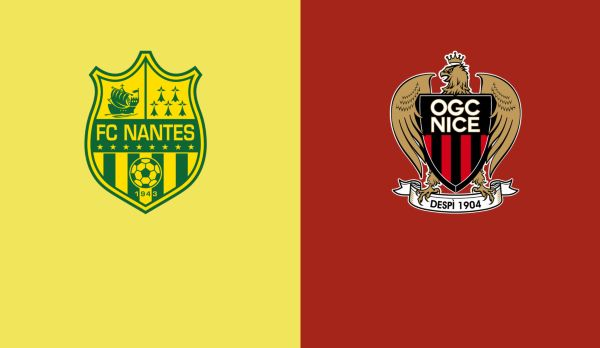 Nantes - Nizza am 25.09.