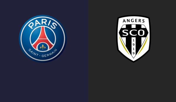 PSG - Angers am 25.08.