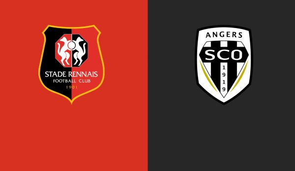 Rennes - Angers am 18.08.