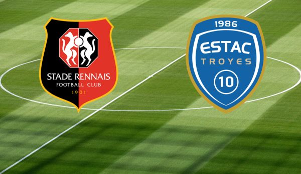 Rennes - Troyes am 24.02.
