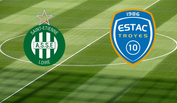 St. Etienne - Troyes am 22.04.